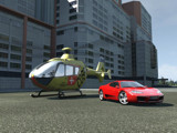 AFC11CT Chris and helicopter screenshot